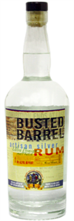 Busted Barrel Rum Silver 750ml
